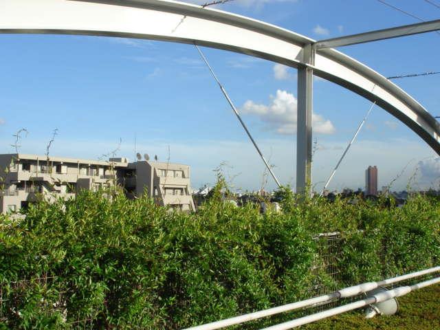東京の空 20060816