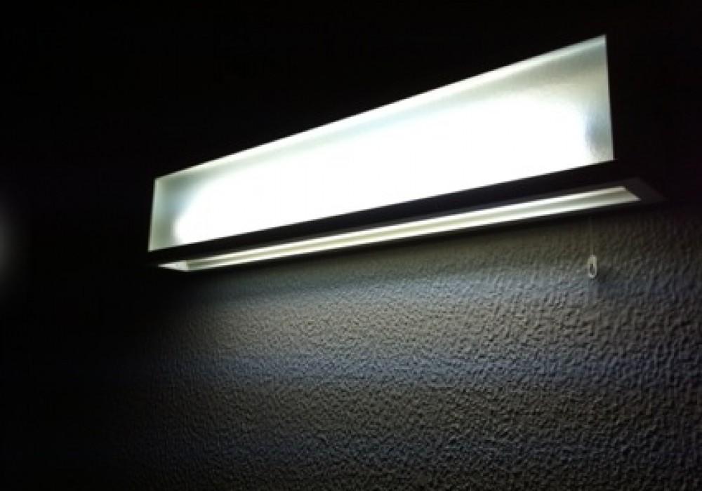 蛍光灯の交換