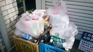 巡回清掃の様子 1月31日