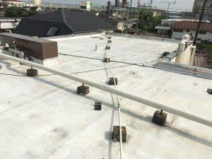 屋上の状況 20160701