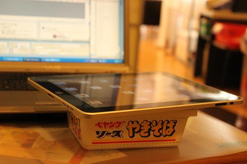 そうだ・・・iPad買ってこれがしたかったんだ