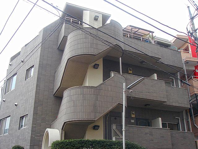 地方都市の収益ビル